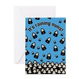 Nun Greeting Cards