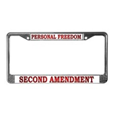 NOT NEGOTIABLE-1 License Plate Frame