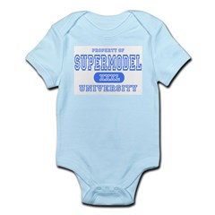 Supermodel University Infant Bodysuit