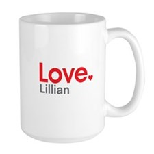 Love Lillian Mug