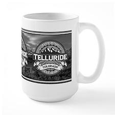 Telluride Grey Mug