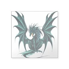 Ruth Thompson's Jade Dragon Sticker