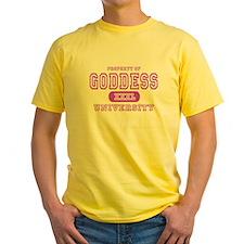 Goddess University T
