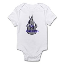 I Do (Fireball) Infant Bodysuit