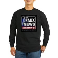FAUXNews42.jpg Long Sleeve T-Shirt
