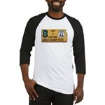 Kansas Highway Patrol Route 66 Baseball Jersey
