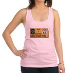 Kansas Highway Patrol Route 66 Racerback Tank Top