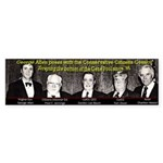 George Allen; Racist Bumper Sticker