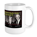 George Allen; Racist Large Mug