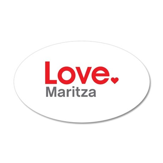 Love Maritza Wall Decal