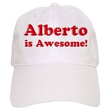 Alberto is Awesome Hat