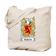 Roberts [Welsh] Tote Bag