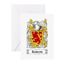 Roberts [Welsh] Greeting Cards (Pk of 20)