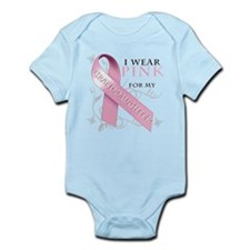 I Wear Pink for my Granddaughter Body Suit