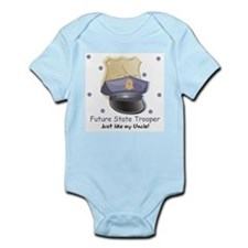 Future State Trooper Like Uncle Body Suit