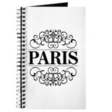 Paris Typography Journal