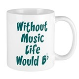 Cute Musician present Mug