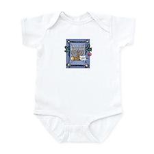 HAPPY HANUKKAH Infant Bodysuit