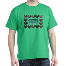 Autism Having A Heart T-Shirt