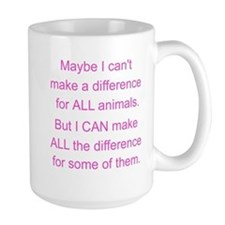 Unique Rescued horses Mug