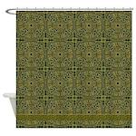Irish Celtic Shower Curtain