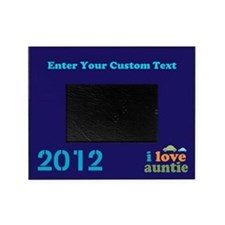 I Love Auntie Picture Frame