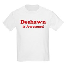 Deshawn is Awesome Kids T-Shirt
