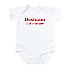 Deshaun is Awesome Infant Bodysuit