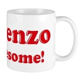Vincenzo is Awesome Small Mug