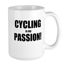 CYCLING is my PASSION - Mug