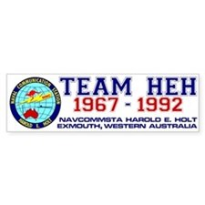 Team HEH Bumpersticker
