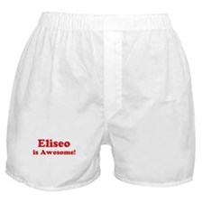 Eliseo is Awesome Boxer Shorts