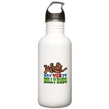 Belly Rub Water Bottle