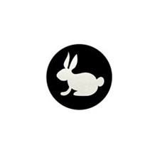 Bunny Mini Button (100 pack)