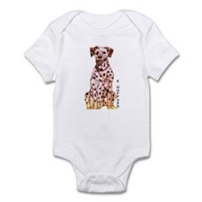 Dalmation Infant Bodysuit