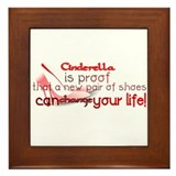 Cinderella is proof that a new pair of shoes can c