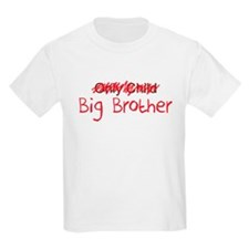 Big Brother Red Letters T-Shirt