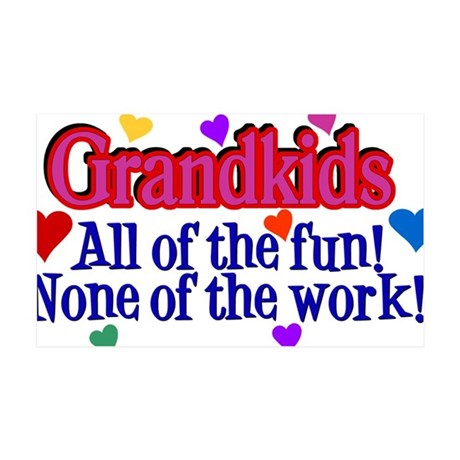 grandkids fun2.png 35x21 Wall Decal