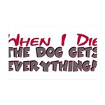 dogeverything.png 35x21 Wall Decal