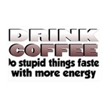 coffeedrink.png 35x21 Wall Decal
