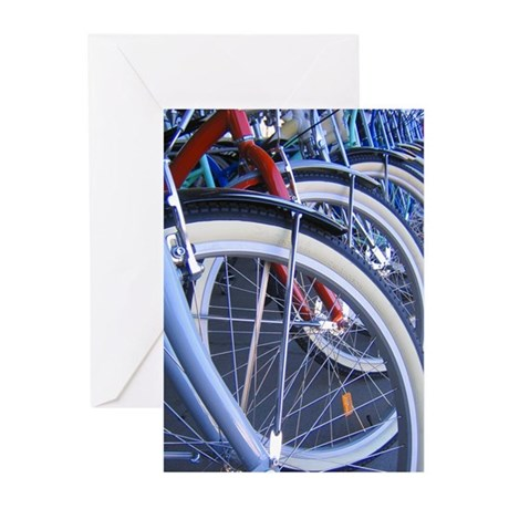 Cruisers Greeting Cards (Pk of 10)