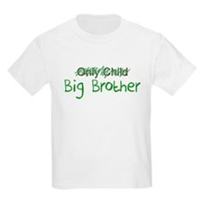 Big Brother Green Letters T-Shirt