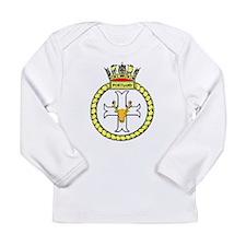 HMS Portland Long Sleeve T-Shirt