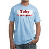 Toby is Awesome Shirt