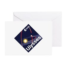 Ulysses Greeting Cards (Pk of 10)