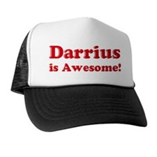 Darrius is Awesome Trucker Hat