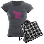 VOLLEYBALL MOM Women's Long Sleeve Shirt (3/4 Slee
