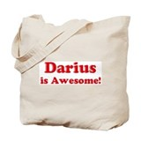 Darius is Awesome Tote Bag