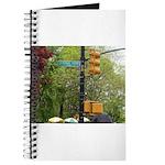 Central Park street sign Journal