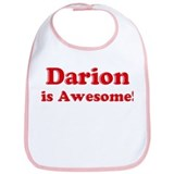 Darion is Awesome Bib